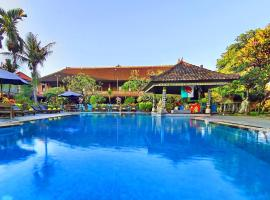 Satriya Cottages, hotel in Kuta