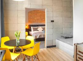 """Apartamenty """"BULWAR GORZOW"""", apartment in Gorzów Wielkopolski"""