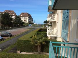 Residence les Hortensias, budget hotel in Cabourg