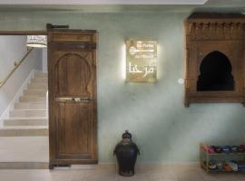 """Riad SPA """"Les Portes de l'Orient"""" TOURS"""
