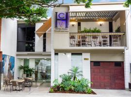 Hotel Casa Vallecaucana, hotel near Centro Para La Ciencia, Cali