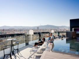 Barceló Raval, hotell i Raval, Barcelona