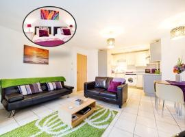 Tanzanite Serviced Apartment