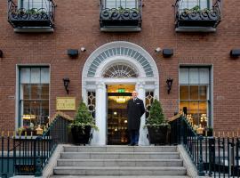 Iveagh Garden Hotel, hotel in zona Aeroporto di Dublino - DUB, Dublino