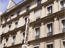 Grand Hôtel du Havre, ξενοδοχείο στο Παρίσι