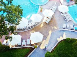 Green Park Hotel, hotel na Zlatých pieskoch