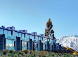 Swiss-Belsuites Pounamu Queenstown, hotel in Queenstown