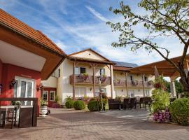 Hotel-Restaurant Teuschler-Mogg, hotel in Bad Waltersdorf