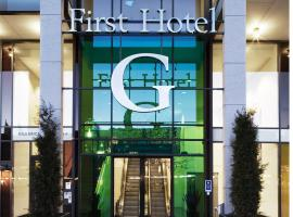 First Hotel G, מלון בגוטנבורג