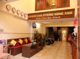 Spring Hung Anh Hotel, hotel near Giac Lam Pagoda, Ho Chi Minh City