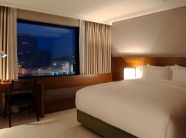 Top Cloud Hotel Gwangju
