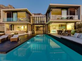 Serenity Villa Camps Bay, accessible hotel in Cape Town