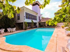 Hotel Solar das Águas Cantantes, hotel em Ubatuba