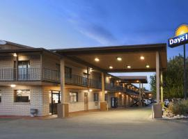 Days Inn by Wyndham Cortez, pet-friendly hotel in Cortez