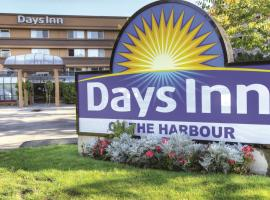 Days Inn by Wyndham Victoria On The Harbour, hotel near Juan de Fuca Golf Club, Victoria