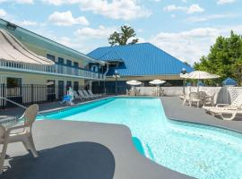 Days Inn by Wyndham Savannah Airport