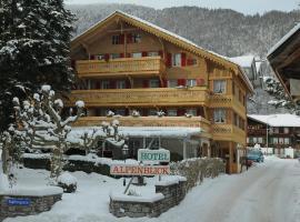 Alpenblick Hotel & Restaurant Wilderswil by Interlaken