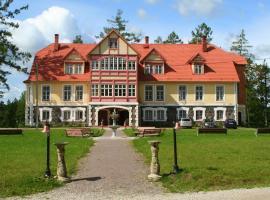 Cantervilla Castle, hotell sihtkohas Otepää
