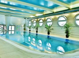 Olympia Spa & Wellness, hotel in Karlovy Vary
