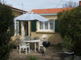 Maison La Rochelle 2 à 4 personnes