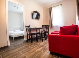 Tulipán Apartman, hotel near Szépasszony-valley, Eger