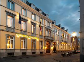 Hotel The Peellaert Brugge Centrum – Adults only, hotel near Bruges Train Station, Bruges