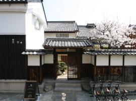HARUYA Naramachi, hotel near Nara Station, Nara