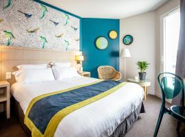 Best Western Plus Hôtel Vannes Centre Ville