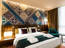 Mercure Almaty City Center, hotel in Almaty