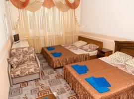 Guest House Nika, hotel near Gorgippiya Anapa Archeological Museum, Anapa