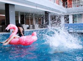 Merapi Merbabu Hotels Bekasi, hotel near Grand Galaxy Park, Bekasi