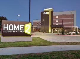 Home2 Suites by Hilton OKC Midwest City Tinker AFB