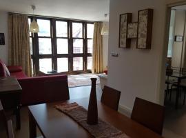"Apartamento ""Alba Calpurnia"", hotel cerca de Manantiales de As Burgas, Ourense"