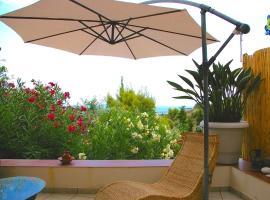 Cozy Sea View Studio