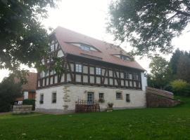 """Ferienwohnung """"Alte Bauernstube"""""""