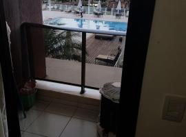 Life Resort Flat, family hotel in Brasilia