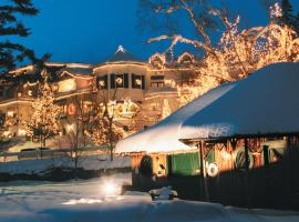 Mirror Lake Inn Resort and Spa, hotel with jacuzzis in Lake Placid