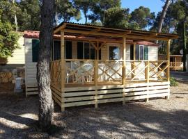 CHERRY Mobile Homes Classic EUROHOUSE Park Soline, vacation home in Biograd na Moru
