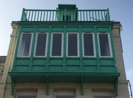 Appartement Bow Window vue sur mer