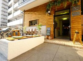 Scalene Hostel, hotel near Aeon Mall Osaka Dome City, Osaka