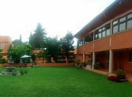 Hotel Ollin Teotl, hotel em Teotihuacan