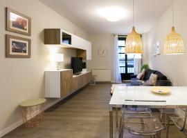 Apartamento Centrico Burgas, hotel cerca de Manantiales de As Burgas, Ourense