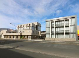 The Victoria Hotel Dunedin