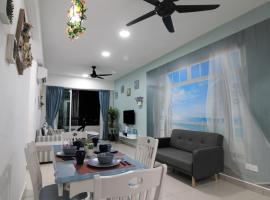 H2H - Marine Home @ Majestic Ipoh (8~10 Guests)