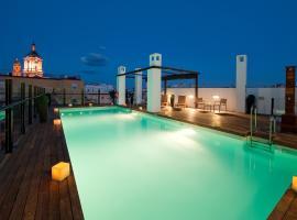 Los 10 mejores hoteles 5 estrellas en Málaga provincia ...