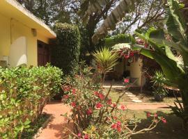 Beaux Studios à Dakar