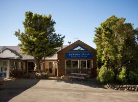 Dawson Falls Mountain Lodge