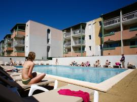 Résidence Odalys Primavéra, hotel in Cap d'Agde