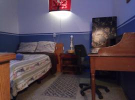 Zocalo Rooms