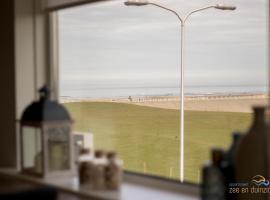 Appartement Zee en Duinzicht 78, hotel near Space Expo Noordwijk, Katwijk aan Zee